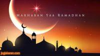 Marhaban ya ramadhan, tentukan target ibadah